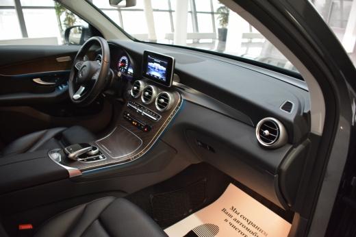 Mercedes-Benz GLC I (X253) 250d 4MATIC 2.1d AT (204 л.с.)