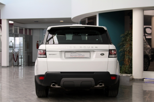 Land Rover Range Rover Sport II 3.0 AT (248л.с.)