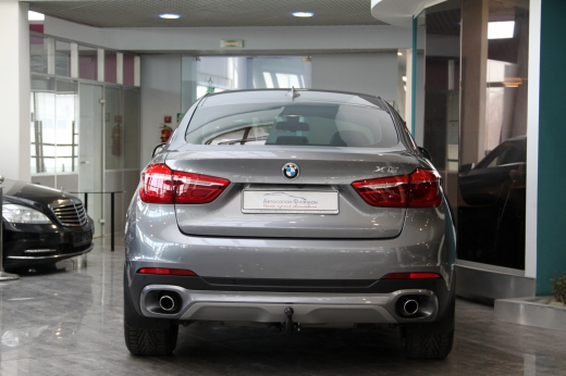 BMW X6 II (F16) 30d 3.0d AT (249 л.с.) 4WD