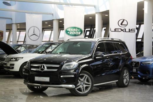 Mercedes-Benz GL-klasse II (X166) 350 CDI 3.0d AT (258 л.с.) 4WD BlueTEC