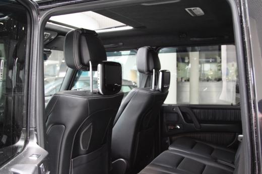 Mercedes-Benz G-Класс II (W463) Рестайлинг 4 500 4.0 AT (422 л.с.) 4WD