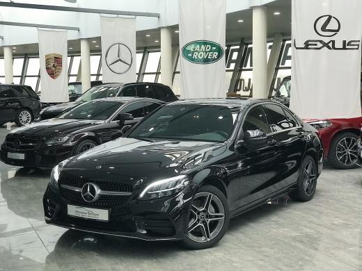 Mercedes-Benz C-Класс IV (W205) Рестайлинг 180 1.6 AT (150 л.с.)
