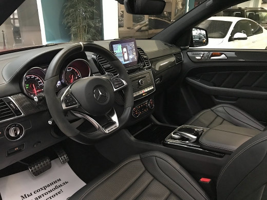 Mercedes-Benz GLE Coupe AMG I (C292) 63 AMG S 5.5 AT (585 л.с.) 4WD