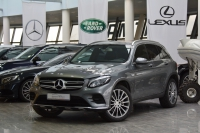 Mercedes-Benz GLC I (X253) 250d 4MATIC 2.1d AT (204 л.с.)