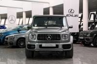 Mercedes-Benz G-klasse AMG II (W464) 63 AMG 4.0 AT (585 л.с.) 4WD