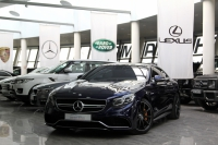 Mercedes-Benz S-klasse AMG III (W222, C217) 63 AMG 5.5 AT (585 л.с.) 4WD