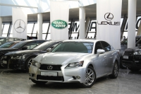 Lexus GS IV 350 3.5 AT (317 л.с.)