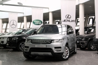Land Rover Range Rover Sport II 3.0d AT (306 л.с.) 4WD