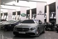 Mercedes-Benz S-klasse AMG III (W222, C217) 63 AMG 5.5 AT (585 л.с.) 4WD