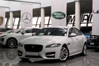 Jaguar XF II 2.0 AT (240 л.с.)