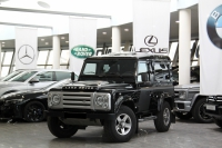 Land Rover Defender I Рестайлинг 90 2.4d MT (122 л.с.) 4WD