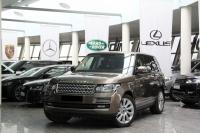 Land Rover Range Rover IV 5.0 AT (510 л.с.)