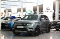 Land Rover Range Rover Sport II 5.0 AT (510 л.с.)