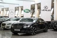Bentley Continental GT II 6.0 AT (560 л.с.) 4WD