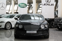 Bentley Continental GT II 6.0 AT (560 л.с.) 4WD
