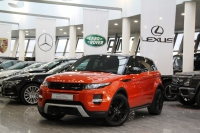 Land Rover Range Rover Evoque I 9-speed
