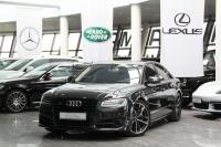 Audi S8 III (D4) Рестайлинг 4.0 AT (605 л.с.) 4WD