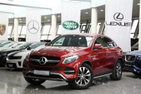 Mercedes-Benz GLE Coupe 400 3.0 AT (333 л.с.) 4WD