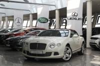 Bentley Continental GT II 6.0 AT (575 л.с.) 4WD