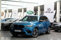 BMW X5 M II (F85) 4.4 AT (575 л.с.) 4WD
