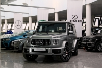 Mercedes-Benz G-klasse AMG II (W464) 63 AMG 4.0 AT (585 л.с.) 4WD