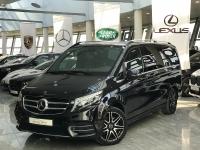 Mercedes-Benz V-Класс II 220 d длинный 2.1d AT (190 л.с.) 4WD