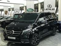 Mercedes-Benz V-Класс II 220 d длинный 2.1d AT (163 л.с.) 4WD