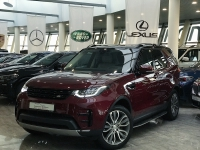 Land Rover Discovery V 3.0d AT (249 л.с.) 4WD