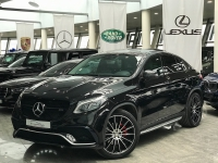 Mercedes-Benz GLE Coupe I (C292) 350 d 3.0d AT (249 л.с.) 4WD