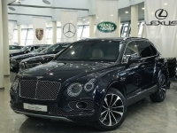 Bentley Bentayga I 6.0 AT (608 л.с.) 4WD