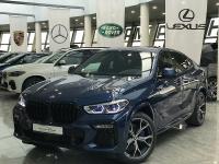 BMW X6 III (G06) 30d 3.0d AT (249 л.с.) 4WD