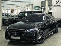Mercedes-Benz S-Класс VII (W223) 350 d Long 4MATIC 2.9d AT (249 л.с.) 4WD