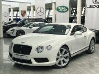 Bentley Continental GT II 4.0 AT (507 л.с.) 4WD
