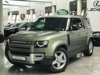 Land Rover Defender II 2.0d AT (200 л.с.) 4WD